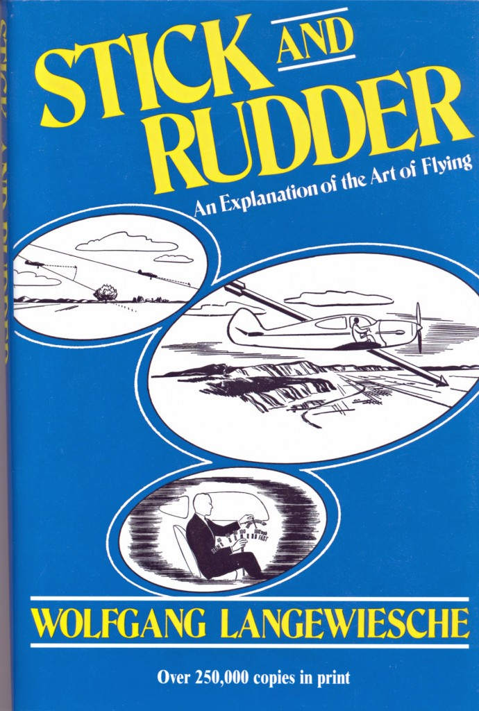 Recommended book: Stick and Rudder
